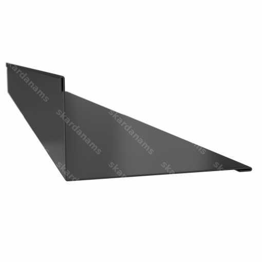 Flänselement passar för metall-kaklade tak, mjuk takläggning, rullad takläggning samt andra typer av takläggning. Typ 5.