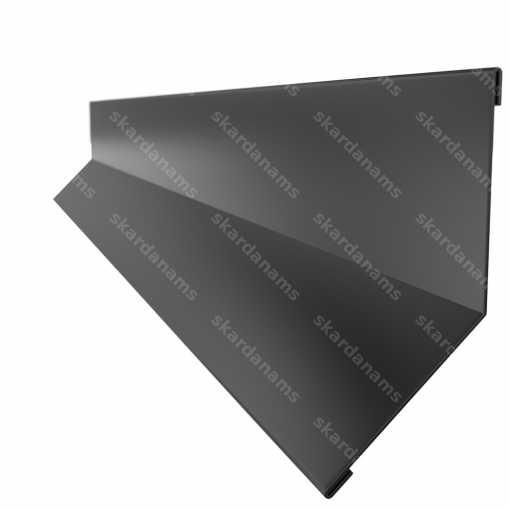Flänselement passar för metall-kaklade tak, mjuk takläggning, rullad takläggning samt andra typer av takläggning. Typ 7.