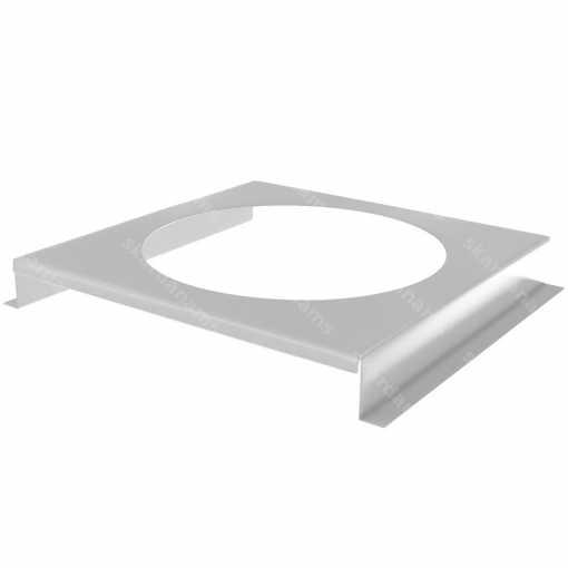 Custom tin products. Sheet metal works. Bending.